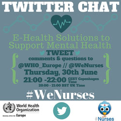 Who Europe Events Join The Discussion Twitter Chat On E Health