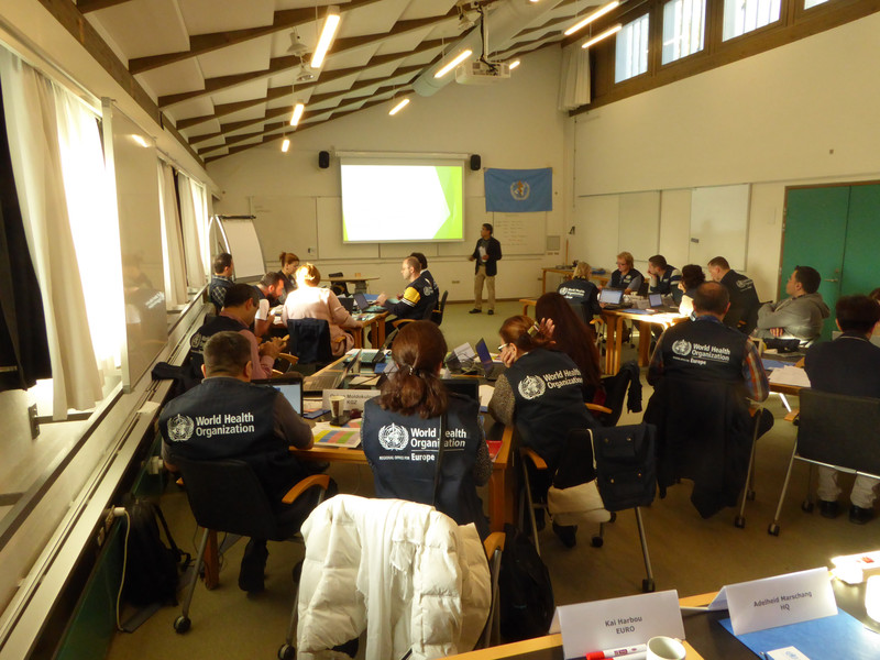 WHO/Europe | Disaster preparedness and response