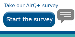 AirQ+ users survey
